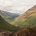 Pass Of Glencoe II by Colette Panaioti