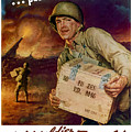 Pass The Ammunition -- Propaganda Poster by War Is Hell Store