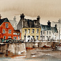 Passage East Harbour, Waterford by Val Byrne