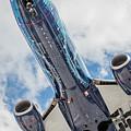 Passenger Jet Coming In For Landing 3 by PhotoStock-Israel