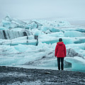 Passing Icebergs  by Michael Ver Sprill
