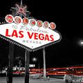 Passing Through - Las Vegas Nevada by Gregory Ballos