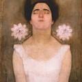 Passionflower by Piet Mondrian