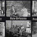 Past New Orleans People by John Malone