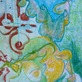 Pastel 18 by Bernardine Jones
