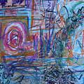 Pastel 21 by Bernardine Jones