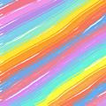 Pastel Diagonals by Susan Stevenson