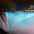 Pastel Falls by Mark Papke