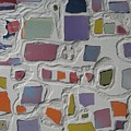 Pastel Shapes by Gail Hinchen