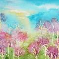 Pastel Spring by Brenda Owen