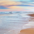 Pastel Sunset by Bill Wakeley