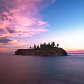Pastel Sunset by Sergio Muller