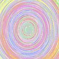 Pastel Whirlpool by Susan Stevenson