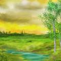 Pastoral by David Lane