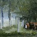 Pasture by Helene Mohn
