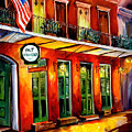 Pat O Briens Bar by Diane Millsap