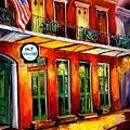 Pat O Briens Bar by Diane Millsap