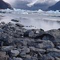 Patagonia Ice by Lucrecia Cuervo
