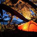Patagonia Landscape Camping by Rodrigo Kaspary