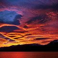 Patagonian Sunrise by Joe Bonita