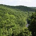 Patapsco Valley State Park - Overlook by Ronald Reid
