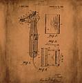 Patent  Razor Art Barry Toles Johansan by Lesa Fine