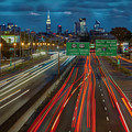 Path To And From Nyc by Susan Candelario