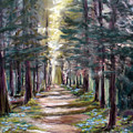 Path To Enlightenment by Cathy Weaver