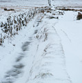 Path To South Hessary Tor IIi by Helen Northcott
