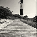 Path To The Lighthouse by George Oze