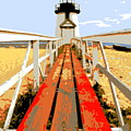 Path To The Lighthouse by Imagery-at- Work