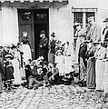 Patients Wait To See Dentist by Underwood Archives