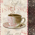Patisserie Cafe Espresso by Mindy Sommers