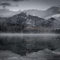 Patricia Lake Morning by Brian Hershberger