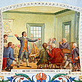 Patrick Henry, First Continental by Science Source