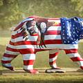 Patriot Bear by Cynthia Woods
