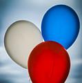 Patriotic Balloons by Carolyn Marshall