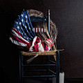 Patriotic Decor by Tom Mc Nemar
