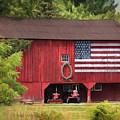 Patriotic Farmer by Lori Deiter