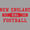 Patriots Retro Shirt by Joe Hamilton