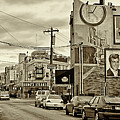 Pat's And Geno's by Jack Paolini