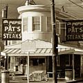 Pat's King Of Steaks - Philadelphia by Bill Cannon