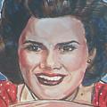 Patsy Cline by Bryan Bustard