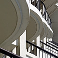 Patterned Balconies by Robert Meyers-Lussier