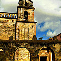 Patzcuaro Bell Tower by Mexicolors Art Photography