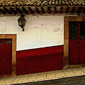 Patzcuaro Streetscape 3 by Mexicolors Art Photography