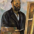 Paul Cezanne (1839-1906) by Granger