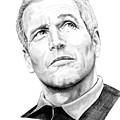 Paul Newman  by Murphy Elliott