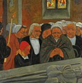 Paul Serusier 1864 - 1927 Devotion To S. Herbot Forgiveness by Artistic Rifki