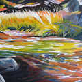 Paulina Creek by Melody Cleary